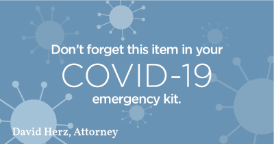 COVID-19: The #1 Legal Document Every Adult Must Have